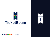 TicketBeam Logo Concept V2
