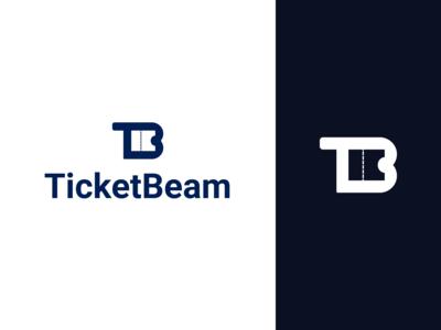 Ticketbeam Logo Concept V3