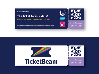 Ticketbeam Ticket Flyer