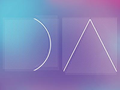 DA typography