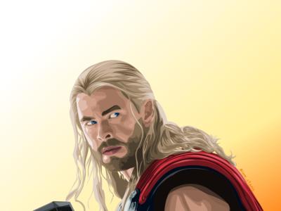 Thor Odinson - The Asgardian of Galaxy