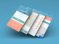 InstaFlora iOS 7 App