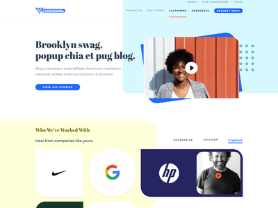 CodeSignal Redesign icon design icon webdesign brand identity branding design minimal redesign branding rebranding codesginal app design logo icons sketch ui