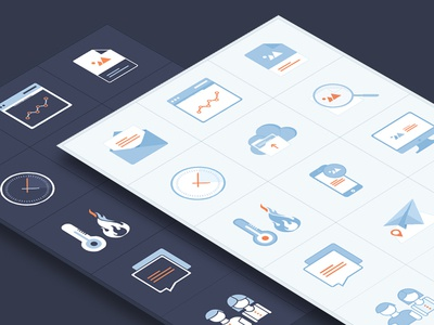 Project Hixle - Icon Set