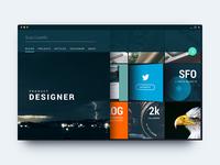 HybraTerial Design Portfolio Theme