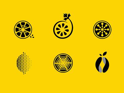 Lemonaid - Brand Identity summer drink juice yellow fresh aid lemonade identity brand logo lemon
