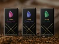 Stone Chocolate - Brand Identity