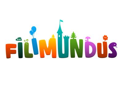 Filimundus vector logo identity