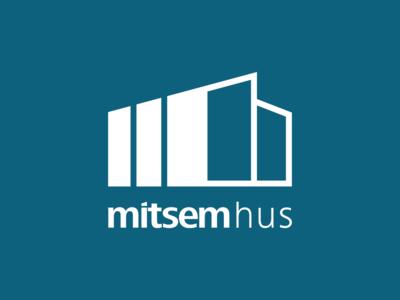 Mitsemhus vector logo branding identity