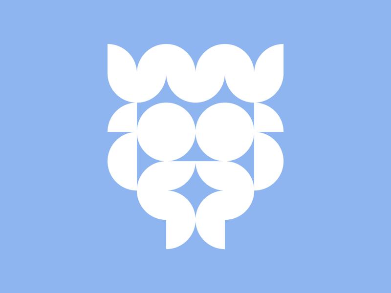 Father & Sons negativespace expressive faces symbol logomark illustation character minimal