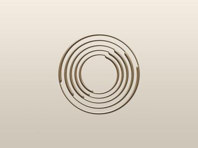 Logo for a Charity design circular logo