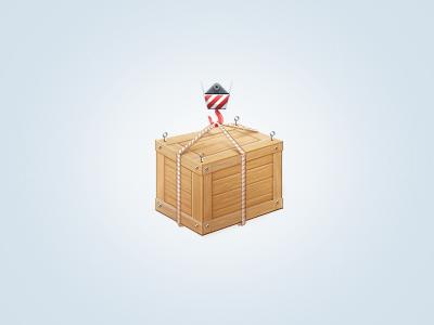 Storage icon icon box storage shipping