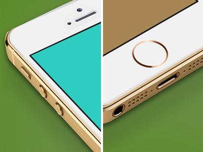 iPhone 5s iphone5s iphone5 ios7 design flat clean mockup model branding screenshot presentation commercial use
