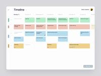 Weekly planner exploration planning task grid day week schedule planner app web