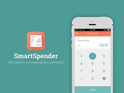 SmartSpender app