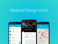 Material Design UI Kit