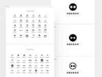 Oberoo - Branding process