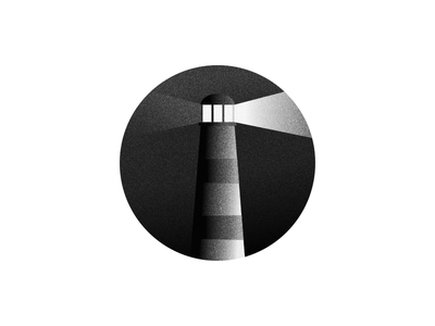 Lighthouse illustration lighthouse