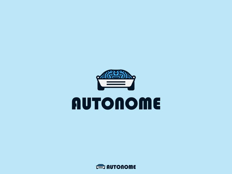 Driverless car logo driverless car cars car vectorart logos logo dailylogodesign dailylogochallenge dailylogo illustrator vector illustration design