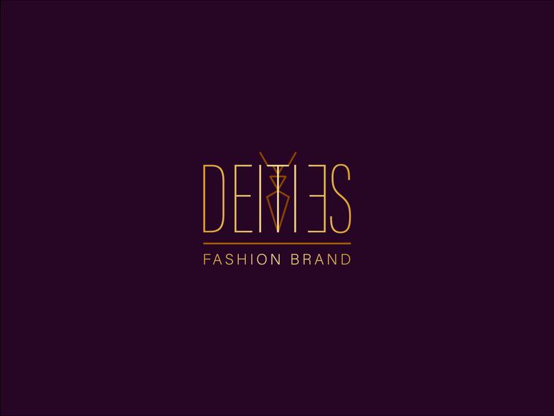 Fashion Brand logo fashion brand vectorart logos logo dailylogodesign dailylogochallenge dailylogo illustrator vector illustration design