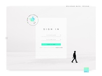 Daily UI - 001 - Signup