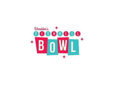 Logo and Branding Project (Concept) - Fishkill Bowl branding design vector art logo logo design illustration branding and identity branding