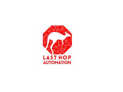 Logo Design kangaroo logo kangaroo networking branding design branding logos logo design logo