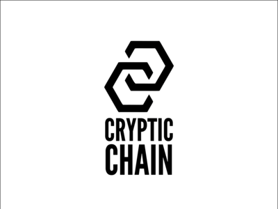 Cryptic Chain Logo