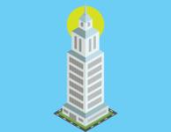 Cityscape Isometric