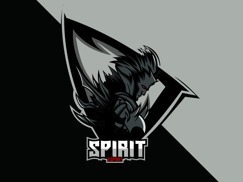 Xaapxyc mascot design esportlogo esports logo mascot branding vector illustration