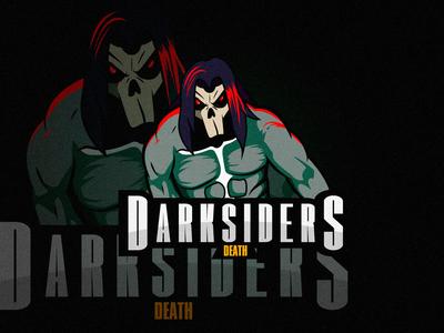 Darksiders Death