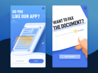 Doot page Design_Scanner Now App