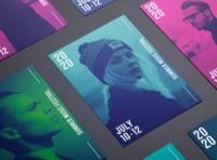 2020 Summer Music Festival Poster