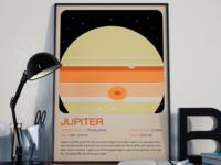 Jupiter Poster (Feedback Welcome)