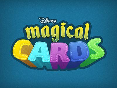 Magical Cards photoshop logo ipad iphone ui game
