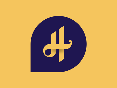 Personal Logo illustrator logo