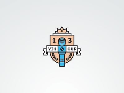 Foosball Cup Logo