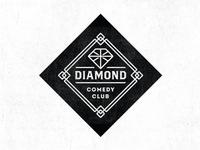 Diamond Comedy Club Logo