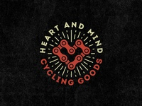 Defunct Cycling Goods Logo