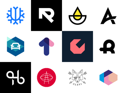 Stuff I have been working on recently... logos pictogram icon logo