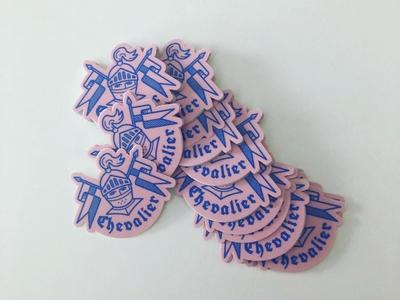 Chevalier Stickers