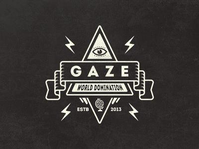 Gaze - A random badge