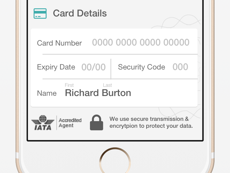 Trust Symbols On A Mobile Checkout By Richard Burton Dribbble