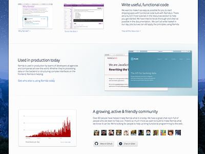 The Ramda Pitch ramda open source website