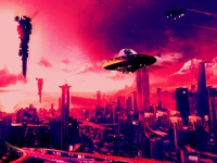 ET is coming