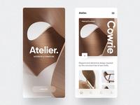 Atelier - Furniture showcase app