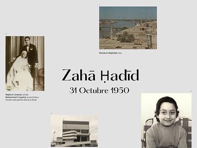 Zaha Hadid Life Study gallery bahdad iraq architecture hadid zaha hadid