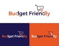 Budget Friendly e-commerce Logo