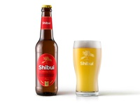 Shibui Bottle Lable Design