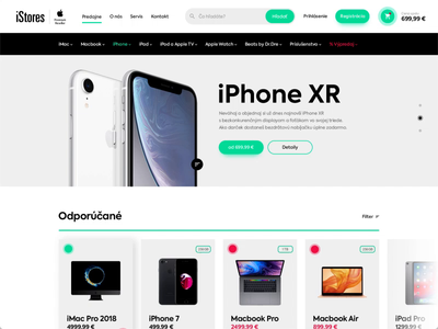 iStores.sk | Apple reseller | Homepage
